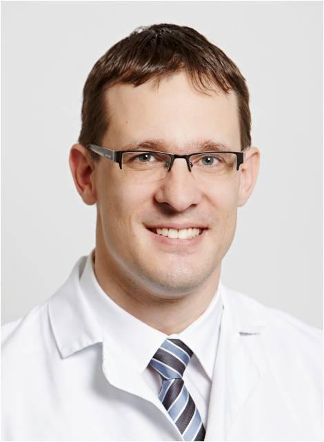 PD Dr. med. Arno Frigg