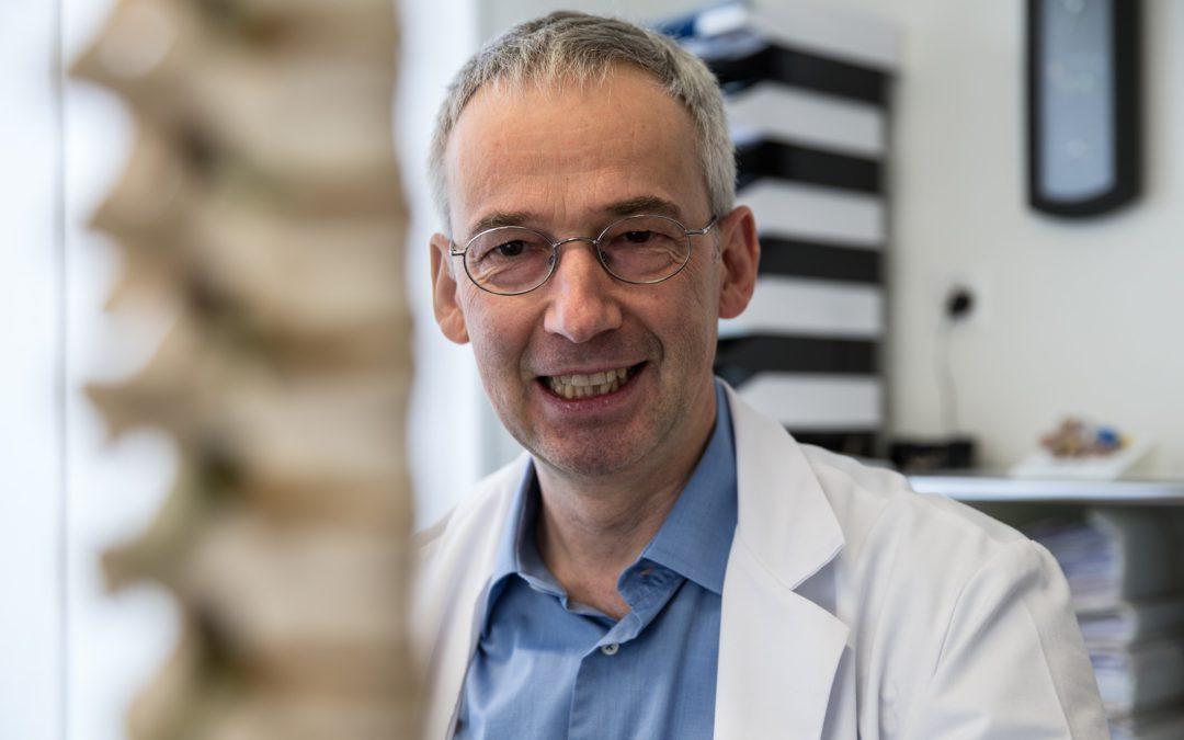 Dr. med. Niklaus Buchegger