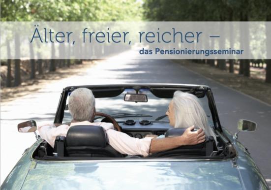 Praxisübergabe- und Pensionierungsseminar